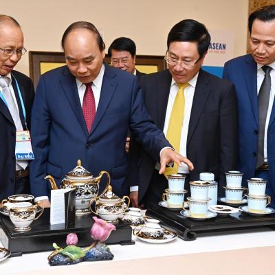 Minh Long là nhà tài trợ đặc biệt ASEAN 2020