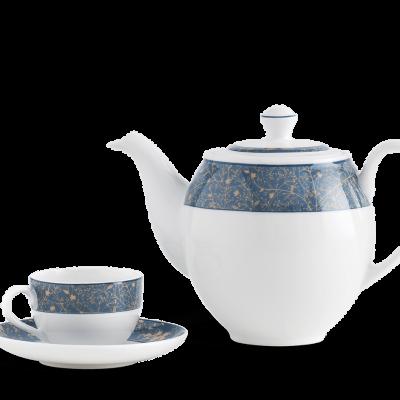 Bộ trà 0.8L - Camellia - Diệp Lục