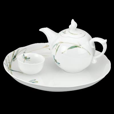 Bộ trà 0.3 L - Mẫu Đơn IFP - Thanh Trúc