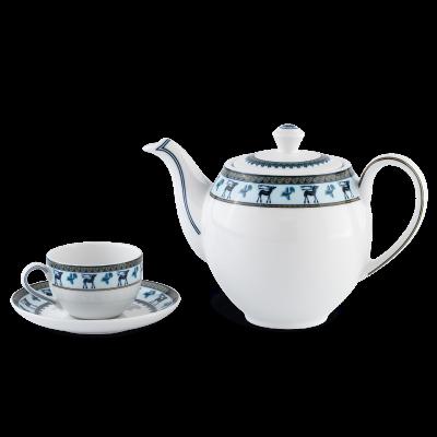 Bộ trà 0.8 L - Camellia - Lộc Lạc