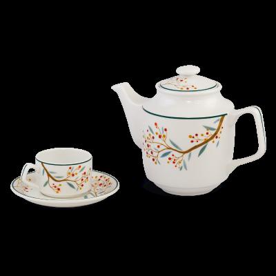 Bộ trà 0.7 L - Jasmine - Quả đầu mùa