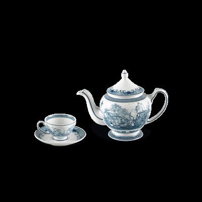 Bộ trà 0.8 L - Hoàng Cung - Hồn Quê