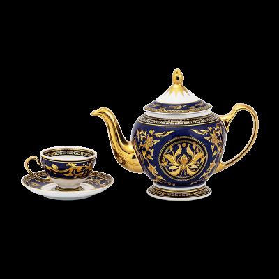 Bộ trà 0.8 L - Hoàng Cung - Thiên Hương