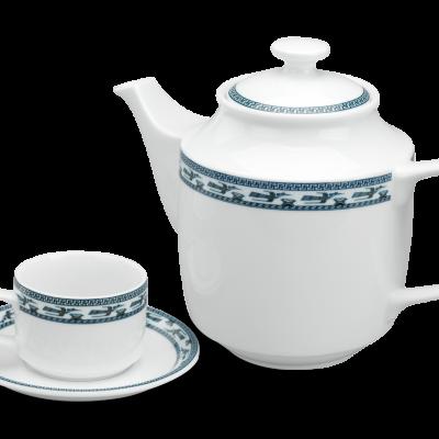 Bộ trà 1.1 L - Jasmine - Chim Lạc