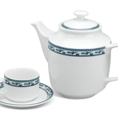 Bộ trà 0.7 L - Jasmine - Chim Lạc