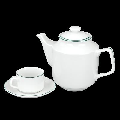 Bộ trà 1.1 L - Jasmine - Chỉ Xanh Lá