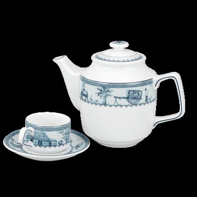 Bộ trà 1.1 L - Jasmine - Thôn Dã