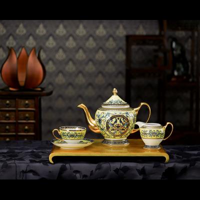 Bộ trà 1.3 L - Hoàng Cung - Hoàng Liên