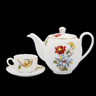 Bộ trà 0.8 L - Camellia - Cát Tường
