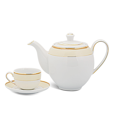 Bộ trà 1.1 L - Camellia - Hương Biển kem