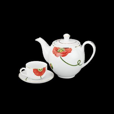Bộ trà 1.1 L - Camellia - Kết Duyên